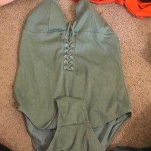 Cute swim suit